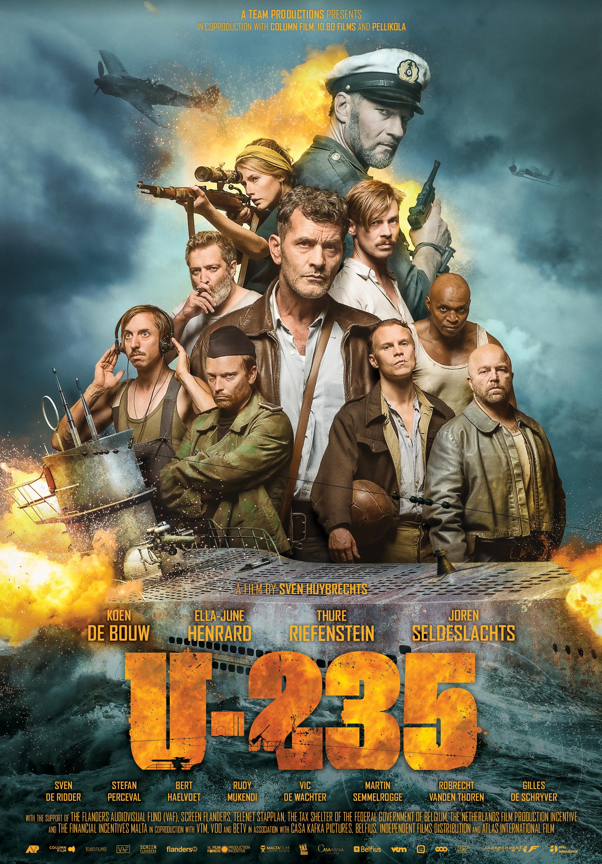 『Uボート:235 潜水艦強奪作戦』